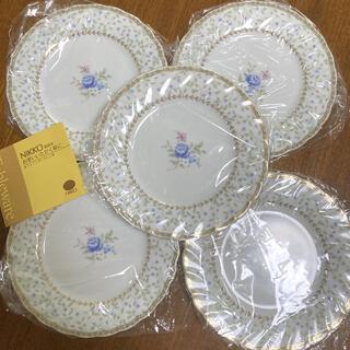 NIKKO - 新品⭐︎NIKKO ニッコー パトラポーセリン ケーキ皿 5枚