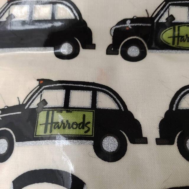 Harrods(ハロッズ)の特大》ハロッズ ビニールバッグ トート レッスン バッグ レディースのバッグ(トートバッグ)の商品写真