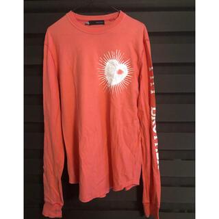 ディースクエアード(DSQUARED2)のDSQUARED2 ディースクエアードロングTシャツL(Tシャツ/カットソー(七分/長袖))