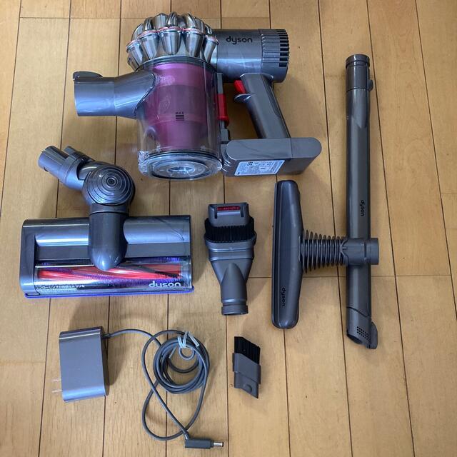 Dyson(ダイソン)のdyson 掃除機 ジャンク スマホ/家電/カメラの生活家電(掃除機)の商品写真