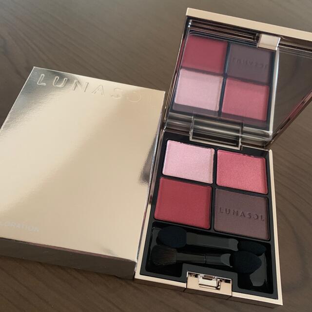 LUNASOL(ルナソル)のルナソル アイカラーレーションEX14 コスメ/美容のベースメイク/化粧品(アイシャドウ)の商品写真