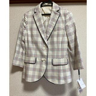 ダブルスタンダードクロージング(DOUBLE STANDARD CLOTHING)の新品☆ダブルスタンダードクロージング イタリア製 ジャケット(テーラードジャケット)