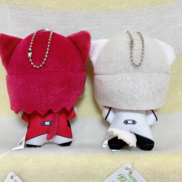 BANPRESTO(バンプレスト)のエリオスちびぐるみ エリオスライジングヒーロー ちびぐるみ ナンジャタウン エンタメ/ホビーのおもちゃ/ぬいぐるみ(キャラクターグッズ)の商品写真