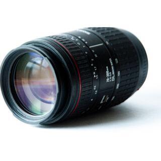 シグマ(SIGMA)のsony aマウント対応 sigma70-300 4-5.6 macro(レンズ(ズーム))