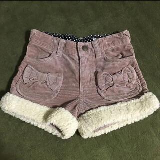 Shirley Temple - エミリーテンプル ルル 120cm ショートパンツ コーデュロイ 子供服 女の子