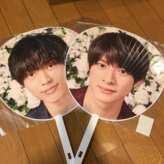 Johnny's - 平野紫耀 永瀬廉 うちわ キンプリ 2019