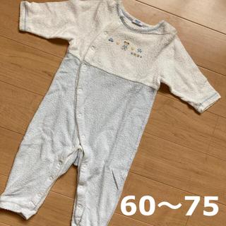 ファミリア(familiar)のファミリア カバーオール 60〜75 Babygro(カバーオール)