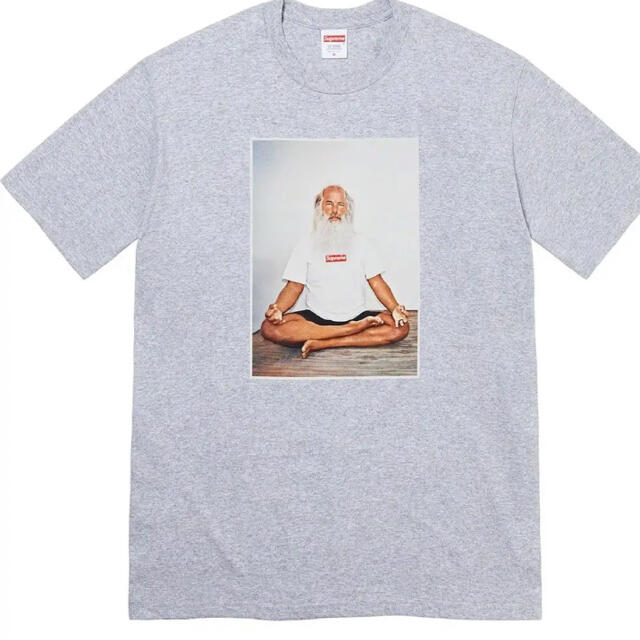 Supreme(シュプリーム)のSupreme Rick Rubin Tee グレー  L メンズのトップス(Tシャツ/カットソー(半袖/袖なし))の商品写真