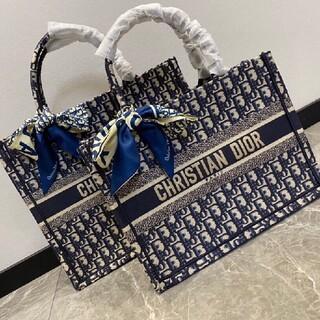 Christian Dior - Christian Dior ディオール優雅で綺麗な手提げ袋#501