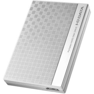 IODATA - I-O DATA EC PHU3W1 ポータブル外付けHDD 1TB
