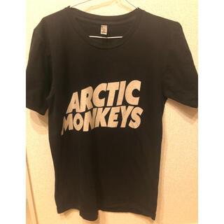 アメリカンアパレル(American Apparel)のARCTIC MONKEYS アークティックモンキーズ Tシャツ Mサイズ(Tシャツ/カットソー(半袖/袖なし))