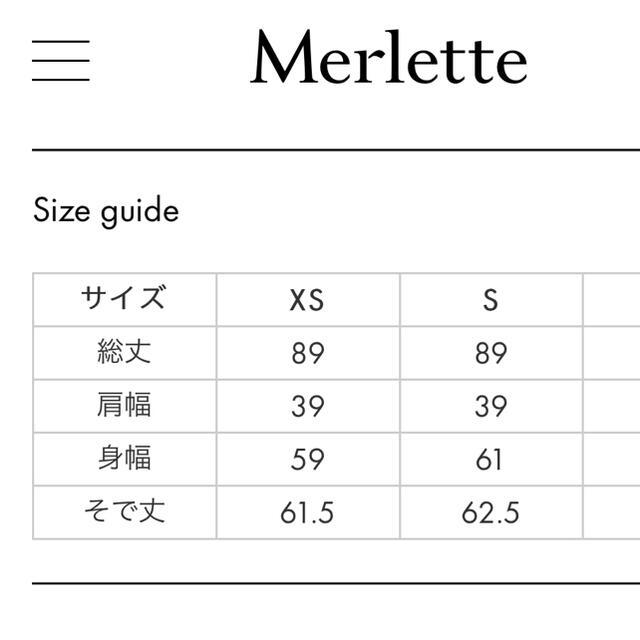 Merlette SOLIMAN ティアードワンピース レディースのワンピース(ひざ丈ワンピース)の商品写真