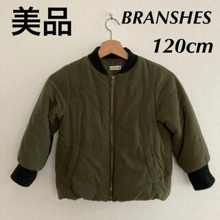 Branshes - branshes MA-1 ブルゾン アウター