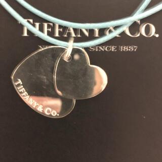 Tiffany & Co. - ティファニー Wハート❤トップ