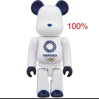 MEDICOM TOY - ベアブリック 100% 東京2020 BE@RBRICK