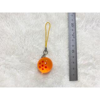 ドラゴンボール(ドラゴンボール)の✨新品未使用✨  ドラゴンボール ストラップ チーシンチュウ 七星球(ストラップ)