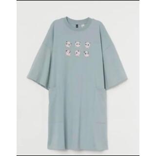 エイチアンドエム(H&M)のH&M プリン Tシャツ(Tシャツ/カットソー(半袖/袖なし))