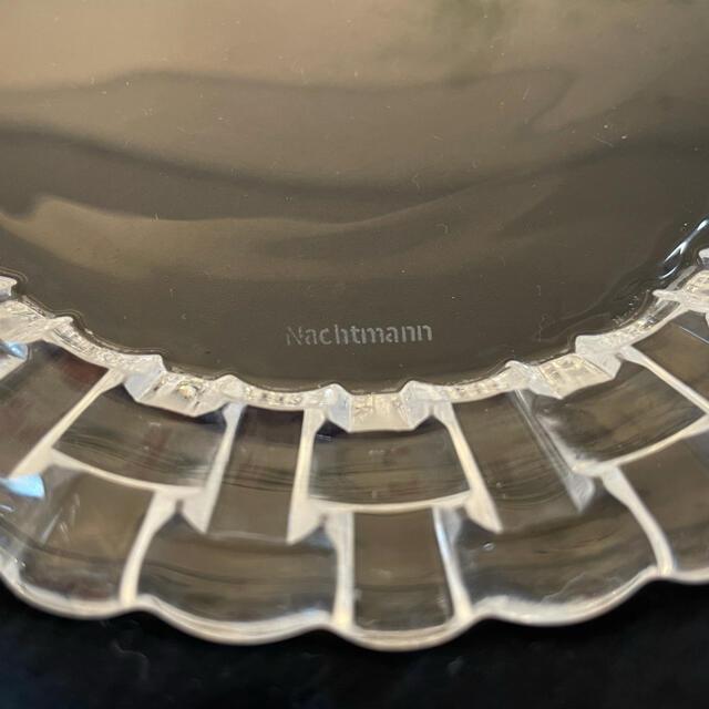 Nachtmann(ナハトマン)の【最終値下】ナハトマン ボサノバ 3サイズ6枚セット インテリア/住まい/日用品のキッチン/食器(食器)の商品写真