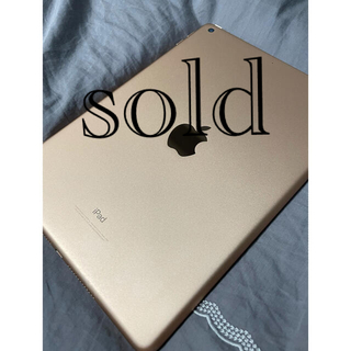 Apple - apple ipad 第六世代 128GB/wife/ゴールド