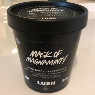 ラッシュ(LUSH)のLUSH パワーマスク エスピー 315g(洗顔料)