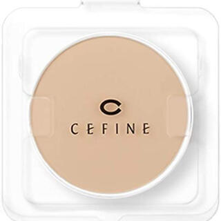 セフィーヌ(CEFINE)の☆新品未使用☆セフィーヌ シルクウエットパウダーレフィル【OC110】✖️2個(ファンデーション)