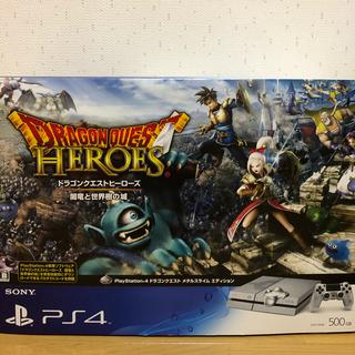 PlayStation4 - プレイステーション4 ドラゴンクエスト メタルスライム エディション