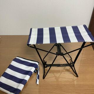 アウトドア 折り畳みチェア(テーブル/チェア)