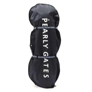 パーリーゲイツ(PEARLY GATES)のパーリーゲイツ 定番 トラベル カバー <ボーダー柄(バッグ)