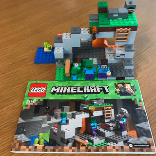 Lego - レゴ マインクラフト 21141