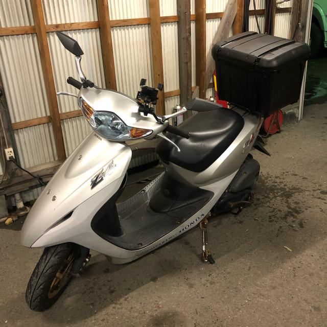 ホンダ(ホンダ)のスマートDIO Z4 原付 自動車/バイクのバイク(車体)の商品写真