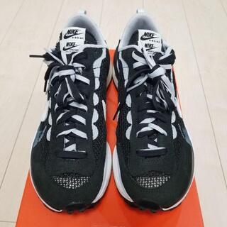 28.5CM Nike x sacai Vaporwaffle Black