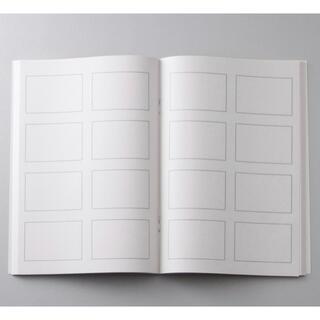 ムジルシリョウヒン(MUJI (無印良品))の無印良品  MUJI  4コマノート ミニ  5冊(ノート/メモ帳/ふせん)