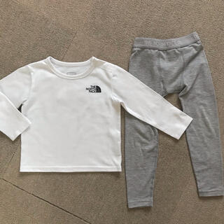 THE NORTH FACE - THE NORTH FACE  ロンT スパッツ 90