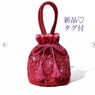 ANNA SUI - 新品タグ付♡ Francfranc×ANNA SUI コラボ 巾着バッグ