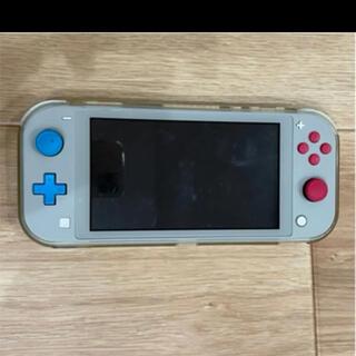 Nintendo Switch - スイッチライト ザシアン・ザマゼンタ