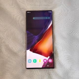 ギャラクシー(Galaxy)のGalaxy Note 20 Ultra 5G SCG06 au SIMフリー(スマートフォン本体)