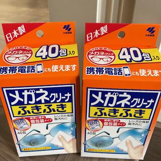 コバヤシセイヤク(小林製薬)のメガネクリーナふきふき 小林製薬 100包(その他)