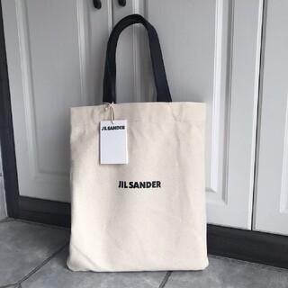 Jil Sander - 新品未使用 JIL SANDER   ジルサンダー キャンバストートバッグ
