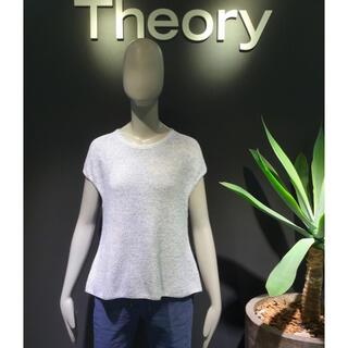 セオリー(theory)の最終値下げ⭐︎美品 セオリー ニット ニットベスト(ニット/セーター)