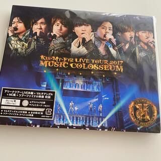 Johnny's - Kis-My-Ft2⭐︎MUSIC COLOSSEUM Blu-ray
