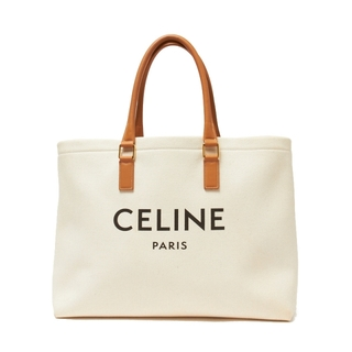 celine - セリーヌ CELINE ホリゾンタルカバトート トートバッグ レディー【中古】
