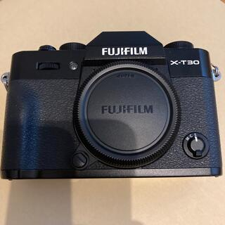 富士フイルム - FUJI FILM X−T30 BLACK xt30