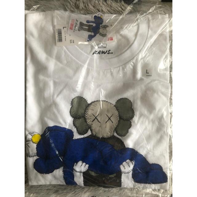 UNIQLO(ユニクロ)のUNIQLO×KAWS×Sesame Street コラボ商品 メンズのトップス(Tシャツ/カットソー(半袖/袖なし))の商品写真