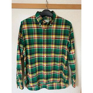 Crocodile - 【新品未使用】LACOSTE チェックシャツ ネルシャツ