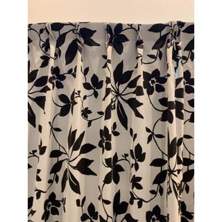 フランフラン(Francfranc)のFrancfrancカーテン2枚セット225センチ(カーテン)