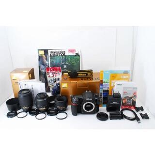 Nikon - 1240 Nikon D500 AF-S トリプルレンズセット!