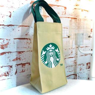 Starbucks Coffee - ⭐️超レア⭐️スターバックス エコバッグ ベージュ