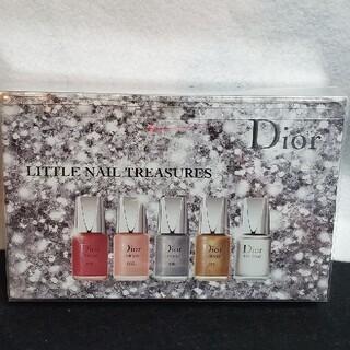 ディオール(Dior)のDiorLITTLENAILTREASURES(マニキュア)