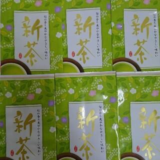 静岡県産 深蒸し茶 100g6袋静岡茶おとづれ