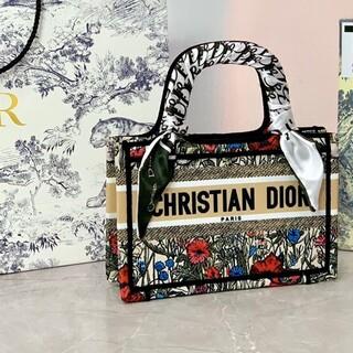 Dior - DIORトートバッグ帆布ディオ